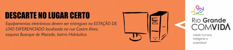 ESTAÇÂO DE  LIXO DIFERENCIADO