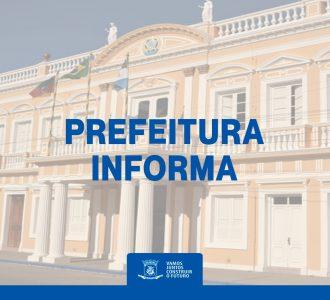 Prefeitura Informa 07/05